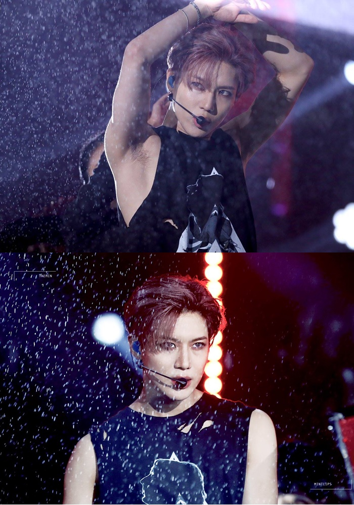 dream concert 2018, dream concert taemin, dream concert idol, dream concert image, dream concert move, dream concert taemin performance, dream concert 2018 taemin, taemin move 2018, shinee dream concert 2018