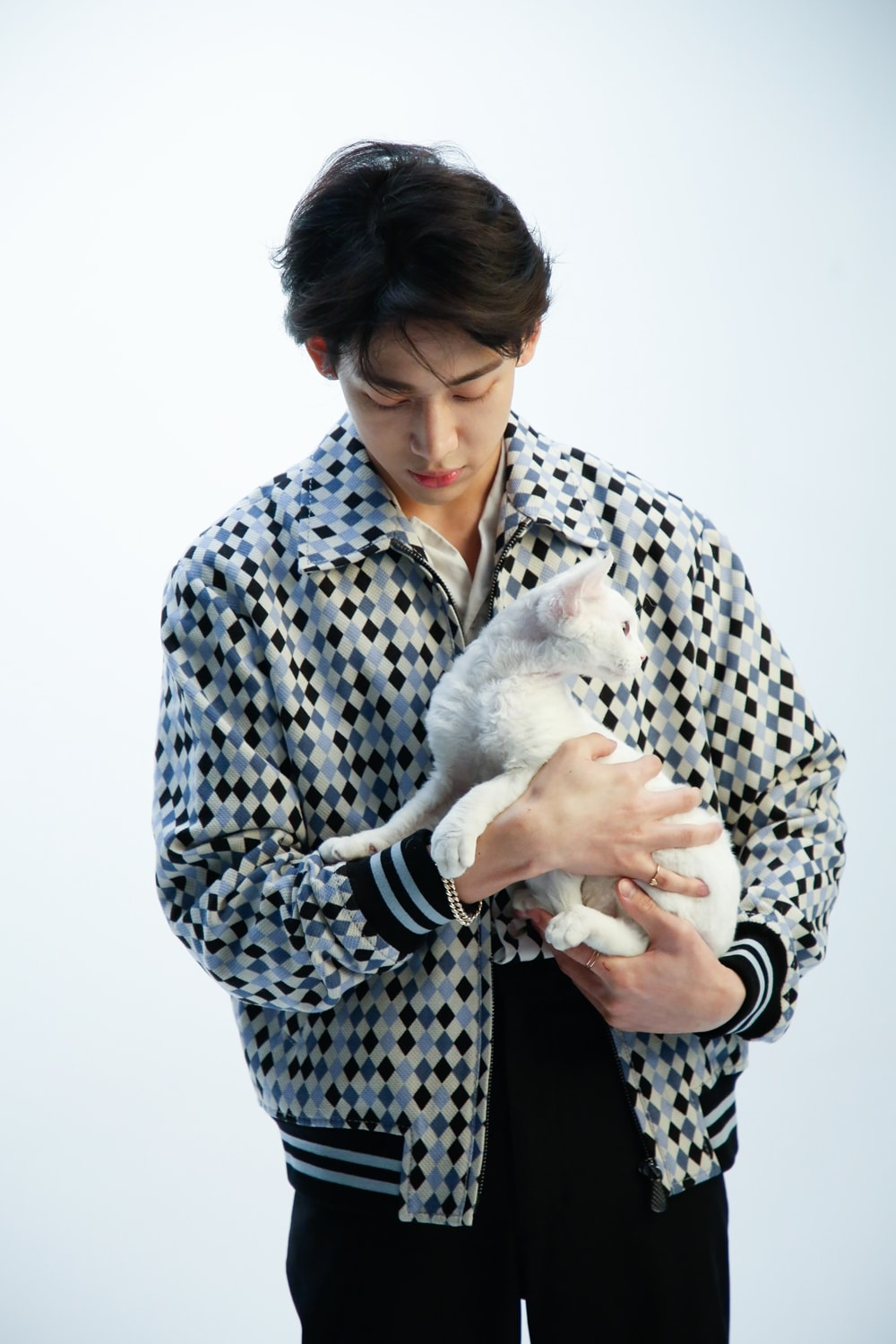 GOT7 BamBam On Behind The Scenes Of Allure Korea Magazine June Issue 2018
