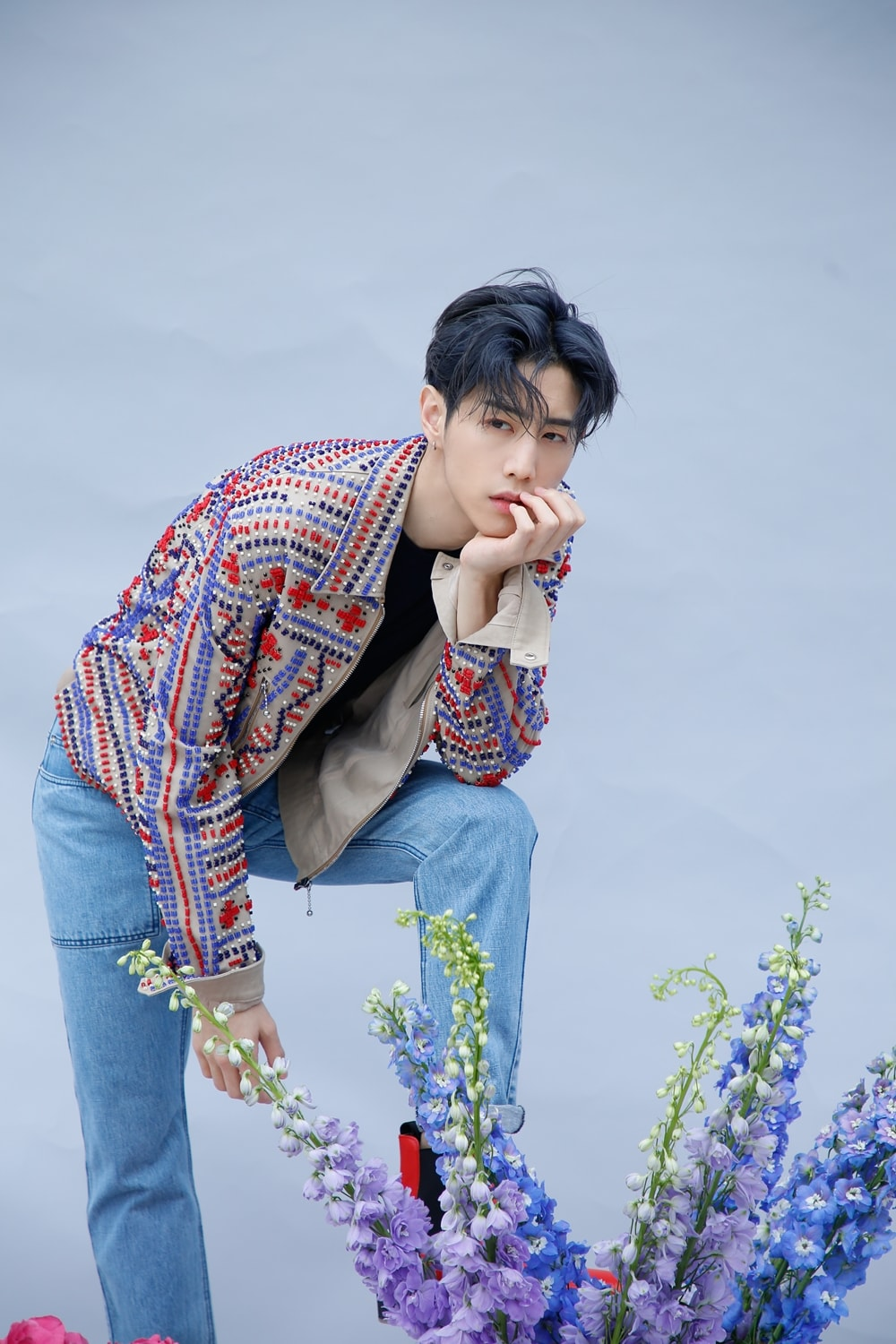 GOT7 Mark On Behind The Scenes For CeCi Magazine June Issue (+15 Pics)