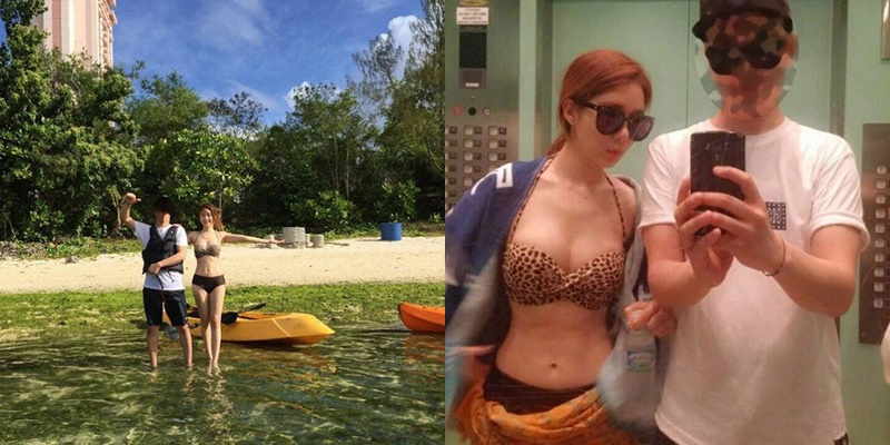 Yoo InNa And Hwang JungEum's Bikini Pictures Are A Hot Topic Online