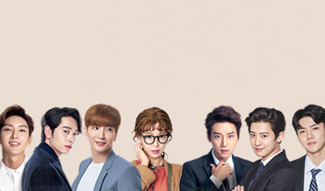 lotte duty free, First Kisses lotte, Secret Queen Makers lotte, Secret Queen Makers drama, Secret Queen Makers exo, sehun chanyeol drama, lotte duty free season 2, lee joongi,