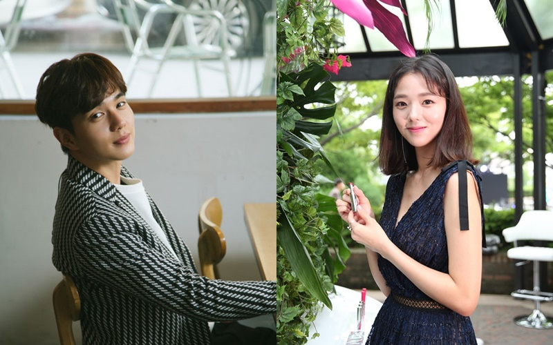 K-Celeb Couple Fantasy: Yoo SeungHo & Chae SooBin