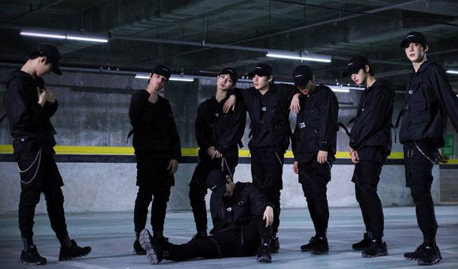ateez debut, kq fellaz debut, operation ateez, mnet reality show 2018