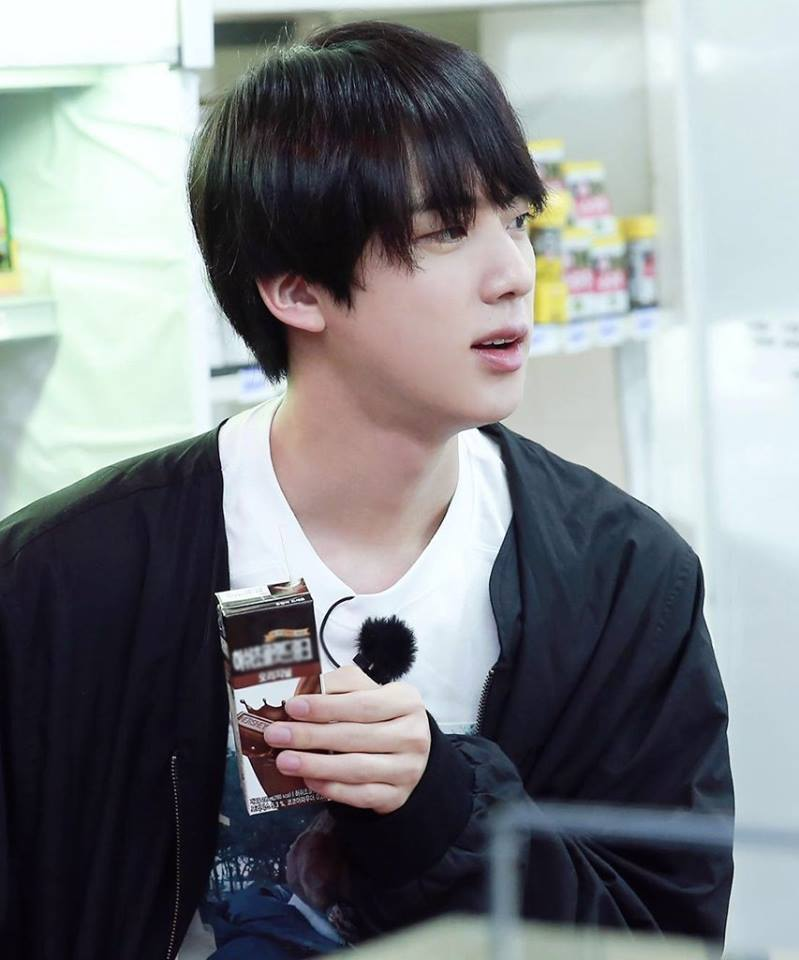 Fans Noticed BTS Jin's Preference For Chocolate Flavored Treats