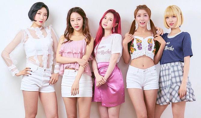 GBB Members Profile: ProBeat Company's Five Member Girl Group