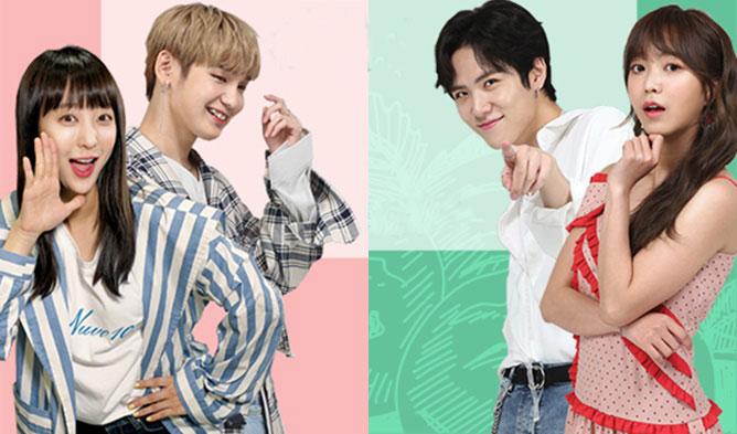 Kim DongHan tv show, Kim DongHan, Kenta tv show, Kim SoHee, Gourmet Idols cast, Gourmet Idols summary, Gourmet Idols tv, Kim DongHan Kenta Kim SoHee EXID HyeLin, exid hyelin tv show