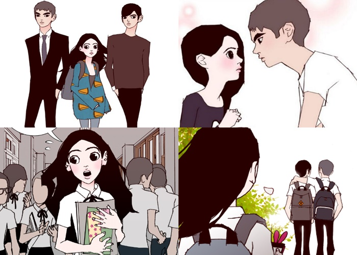 "Find Out The Cast That Koreans Want For ""Love Alarm"" Webtoon ..."