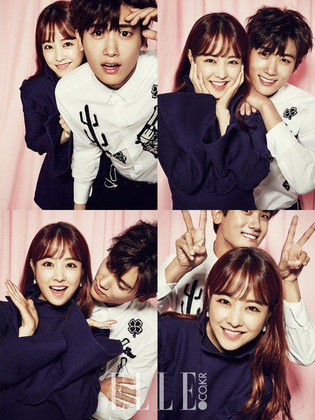 K-Celeb Fantasy Ships: Park HyungSik & Park BoYoung