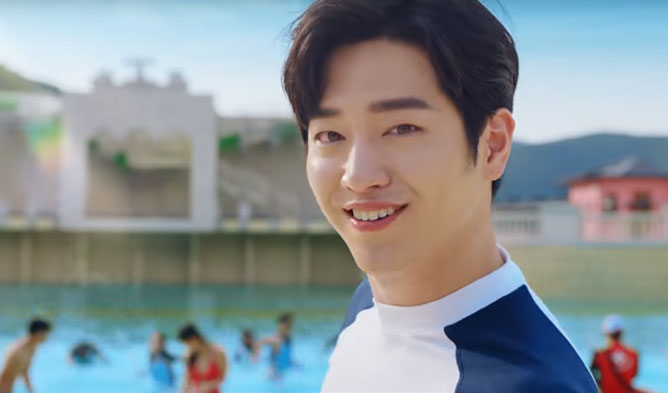 seo kangjoon profile, seo kangjoon ad, seo kangjoon water park, seo kangjoon water world, seo kangjoon high one, seo kangjoon swimming pool, seo kangjoon rashguard, seo kangjoon 2018