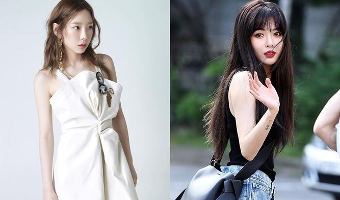 TaeYeon HyunA