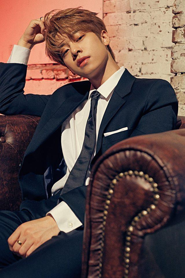 "MXM (Brand New Boys) DongHyun 1st Album ""More Than Ever"" Concept Photo"