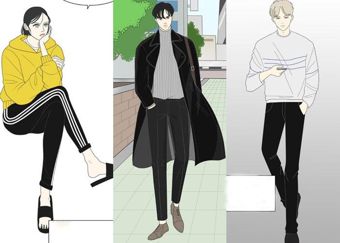 """Find Out Koreans Desired Cast For """"A Falling Cohabitation"""" Webtoon Remake"""