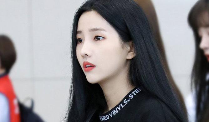 gidle soyeon, soyeon 2018, gidle airport fashion, soyeon fashion