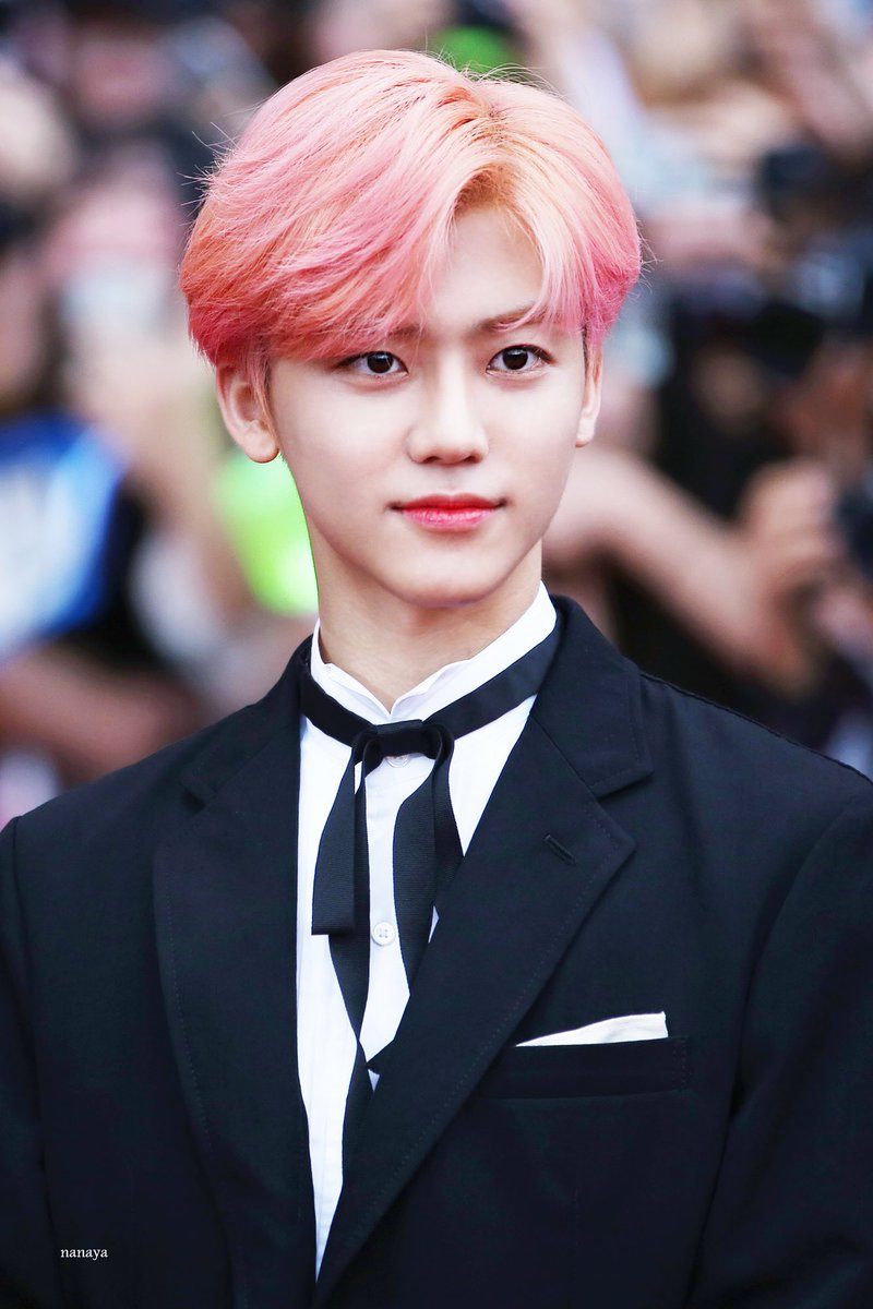 """NCT's JaeMin Changed His Hair And Fans Named Him """"Prince ..."""