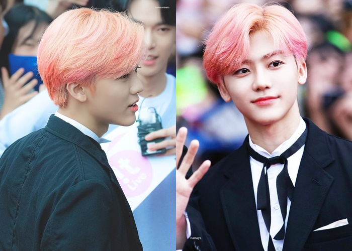 """NCT's JaeMin Changed His Hair And Fans Named Him """"Prince"""""""