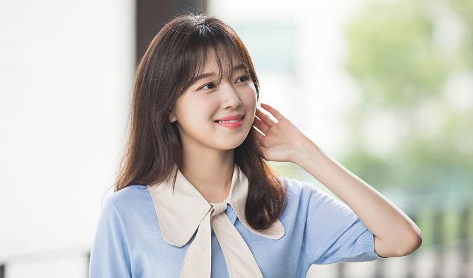 Jo WooRi, Jo WooRi actress, Jo WooRi My ID Is Gangnam Beauty, hyun sooah