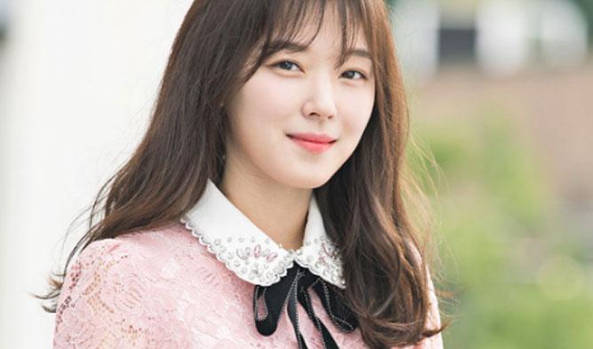 Jo WooRi My ID Is Gangnam Beauty, My ID Is Gangnam Beauty fashion, hyun sooah fashion