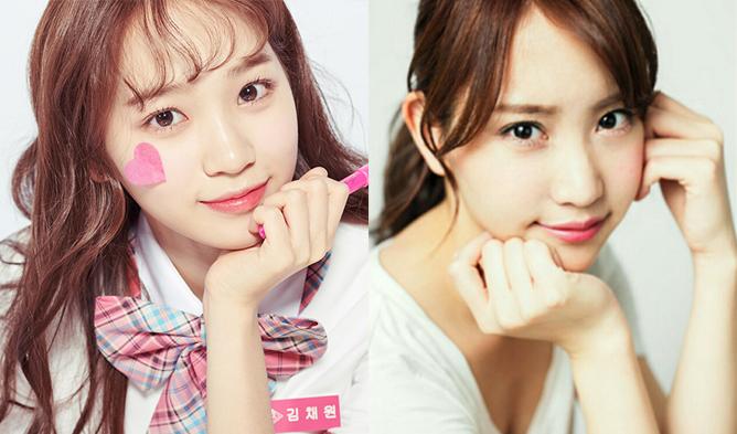 produce 48, pd48, kim chaewon, produce 48 kim chaewon, produce 48 lineup, akb48, akb48 nagao mariya, nagao mariya