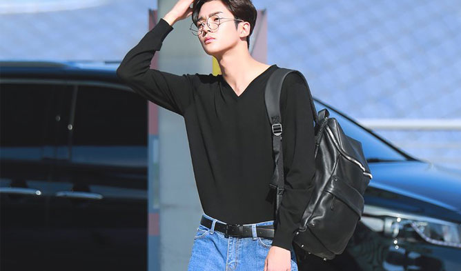 sf9 fantasy express, sf9 airport fashion, rowoon airport fashion, YoungBinfashion, inseong fashion, jaeyoon fashion, dawon fashion, zuho fashion, taeyang fashion, hwiyoung fashion, chani fashion
