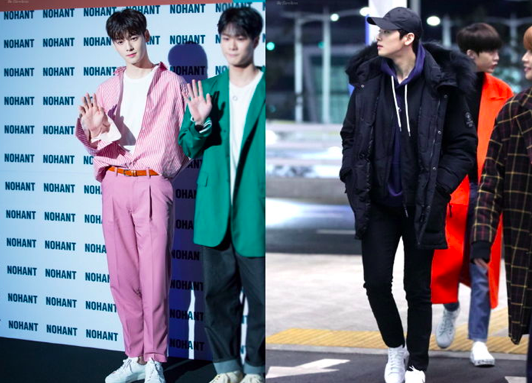 Netizens Wonder About The Length Of These K-Pop Idols' Legs