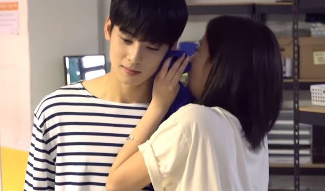 Cha eunwoo im soohyang, cha Eunwoo gangnam, my id is gangnam beauty, cha eunwoo, cha eunwoo gentleman, cha eunwoo kind