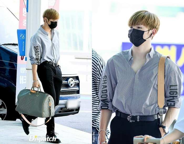 Who Wore It Better BTS's Suga Or Wanna One's Kang Daniel?