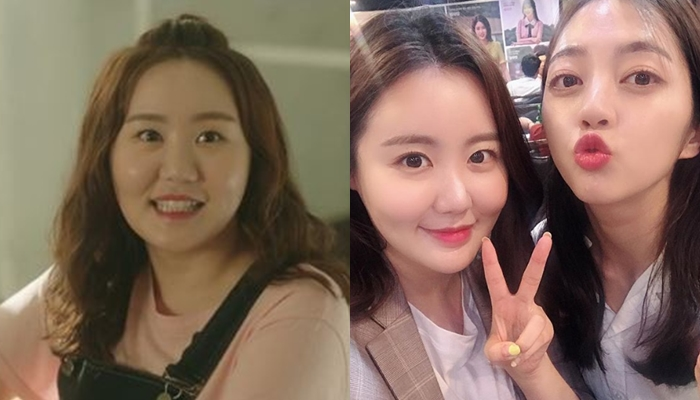 "Lee YeRim As Kim TaeHee In ""My ID Is Gangnam Beauty"" Is Already Losing Weight?"