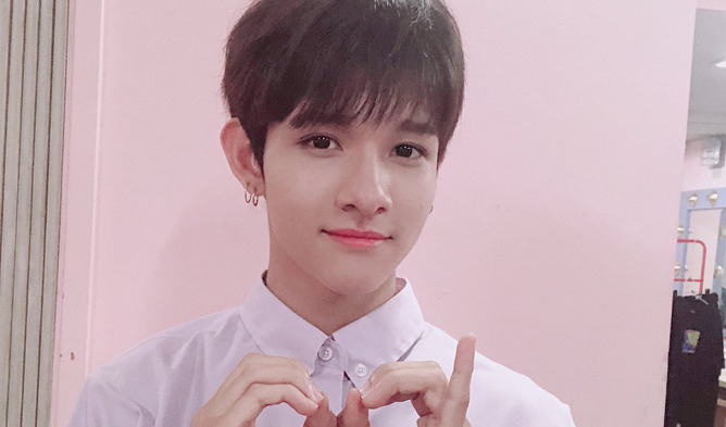 samuel, samuel kim, samuel produce 101, samuel solo, samuel profile, samuel facts, samuel height, samuel facts
