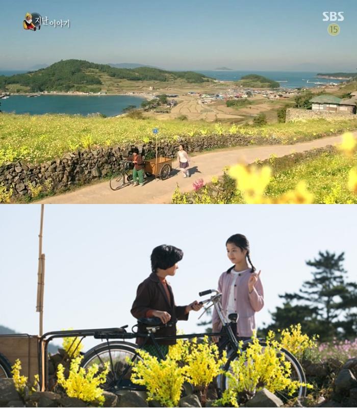 "Discover Wando: Authentic Beautiful Cheongsando Island, Filming Location Of ""Pinocchio"""