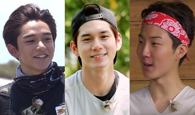 Top 6 Male Stars Who Still Look Handsome Without Makeup In Jungle Part 3 Kpopmap Kpop Kdrama And Trend Stories Coverage