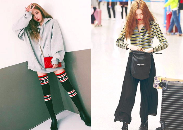 10 SunMi Outfits To Inspire Your Wardrobe This Fall