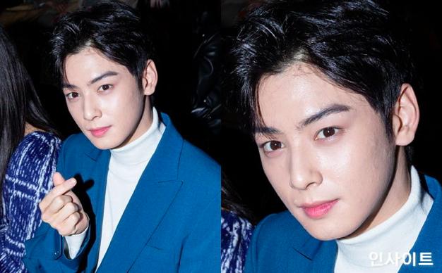Fans Concerned After Seeing Cha EunWoo Having Bad Skin
