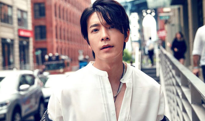Super Junior S Donghae Everlasting Handsome Features Kpopmap Kpop Kdrama And Trend Stories Coverage