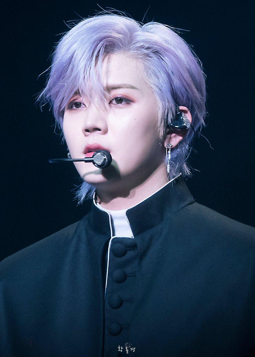 ren nuest 2018, ren hair, ren purple hair, ren help me, ren waken, ren 2018, choi minki, ren long hair, ren white hair