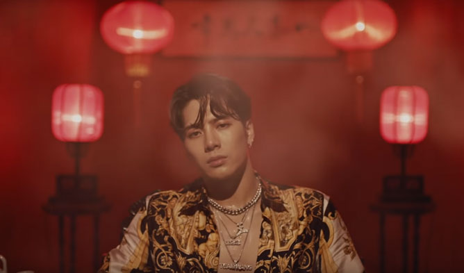 jackson, jackson got7, jackson wang, jackson 2018, jackson different game