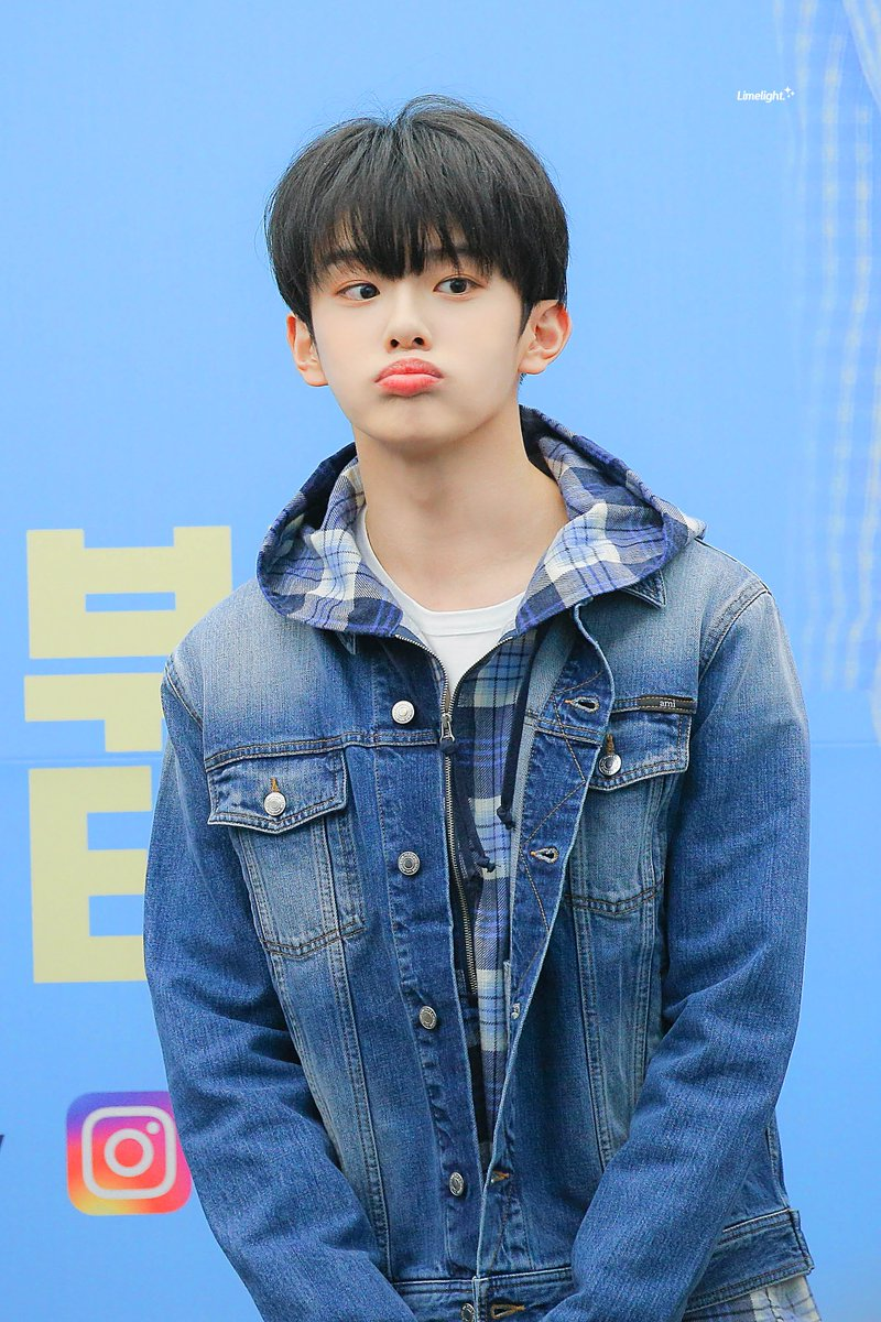 VERIVERY's KangMin Is Attracting Attention With His Handsome Look