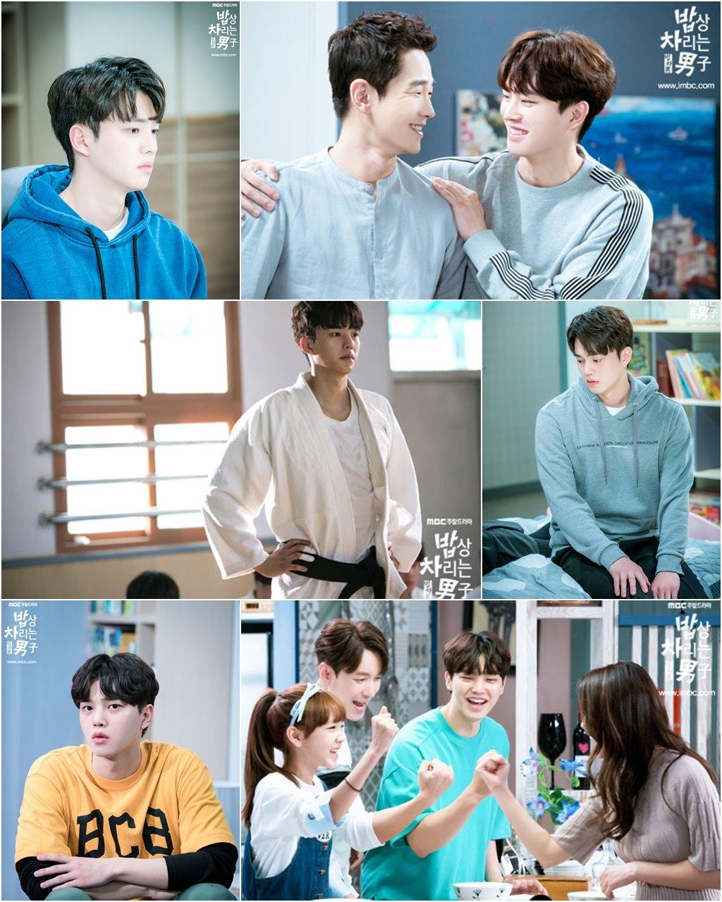 Song Kang actor, Song Kang drama, Song Kang profile, man in the kitchen