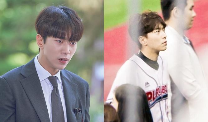 Yoon HyunMin past, Yoon HyunMin baseball