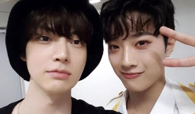 Ahn JaeHyun Wanna One Lai KuanLin