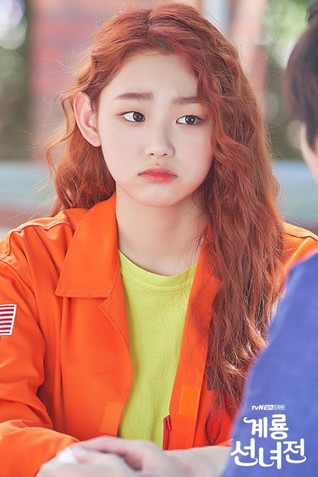 """Gugudan's MiNa Is A Campus Goddess In """"Mama Fairy And The Woodcutter"""""""