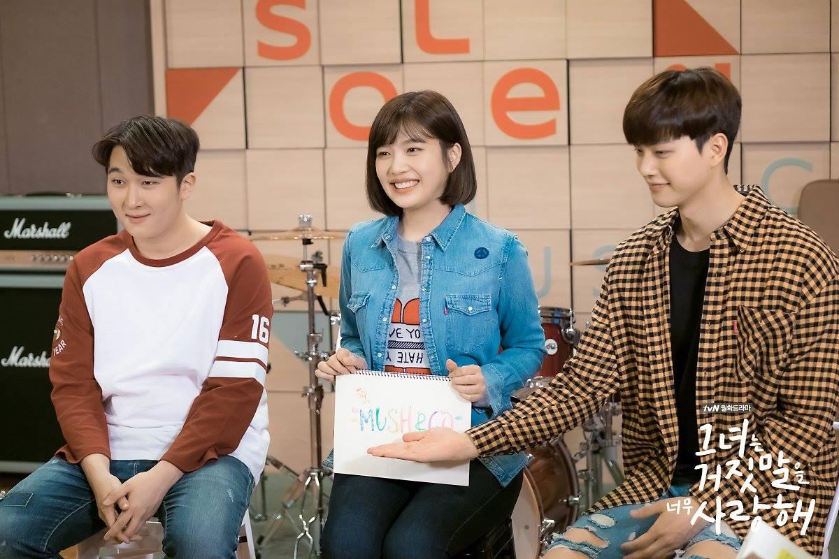 Song Kang actor, Song Kang drama, Song Kang profile, the liar and his lover