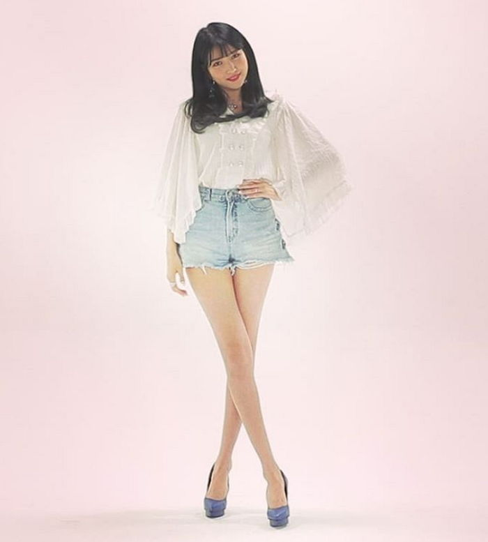 Female K-Pop Idols With Legs That Are Over 100 Centimeters