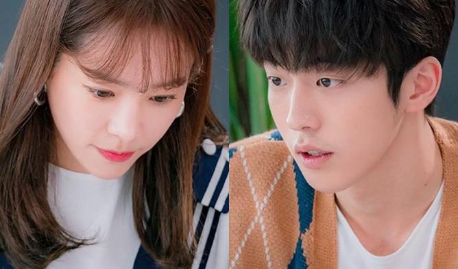 Dazzling drama, Nam JooHyuk drama, Nam JooHyuk 2019 drama, Han JiMin nam joohyuk, Han JiMin 2019 drama