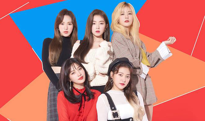 kmpa, kmpa 2018, kmpa 2018 lineup, kmpa facts, kmpa winners, kmpa 2018 winners, red velvet, red velvet profile, red velvet facts, red velvet kpma 2018