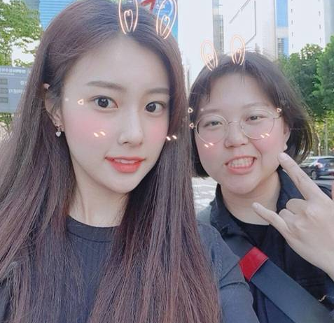 TWICE's Ex-Manager Is Currently IZ*ONE HyeWon's Company Team Leader