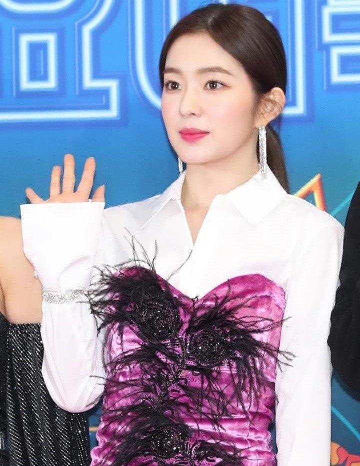 Netizens Horrified By Red Velvet Irene's Outfit