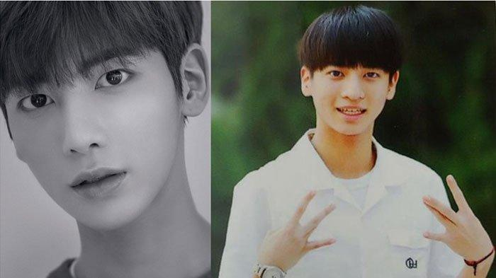 Past Photos Of TXT's 4th Member TaeHyun Surfaces Online