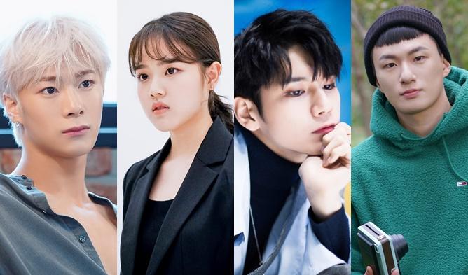 Ong SeongWoo, Kim HyangGi, MoonBin, Shin SeungHo, Moments Of Eighteen cast, Moments Of Eighteen summary, Moments Of Eighteen drama