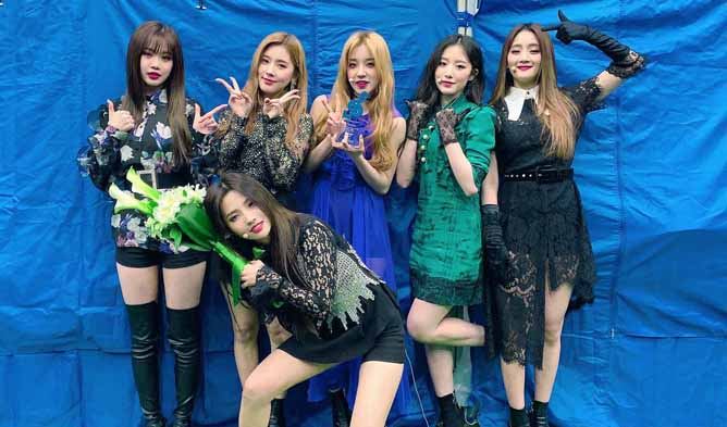 gidle, g idle, gidle facts, gidle members, gidle profile, gidle weight, gidle height, gidle age, gidle rookie, cube ent, cube trainees, gaon music awards,