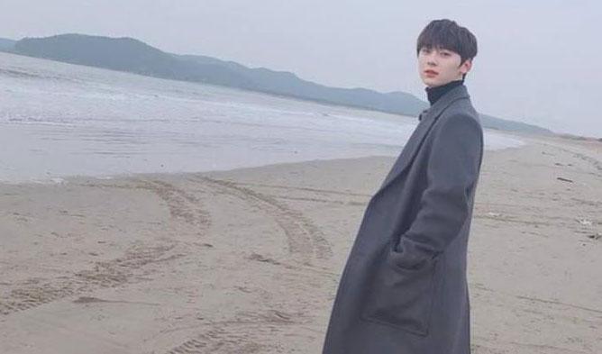 Hwang MinHyun, Hwang MinHyun instagram, Hwang MinHyun 2019